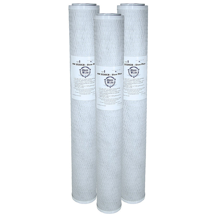 RCFS220 Aquios Compatible Replacement Filter 3 Set by KleenWater