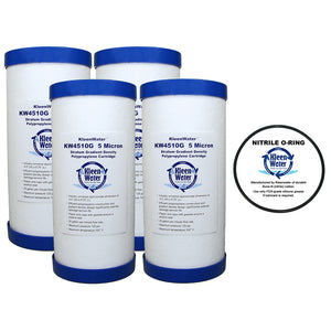 Four GXWH30C, GXWH35F and GXWH40L Compatible Filters with WSO3X10039