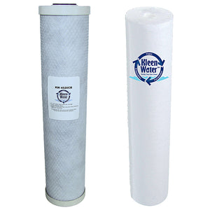 Dual Filter Cartridge Replacement Set for KW4520CBDS