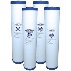 Four Watts FPMB-BB5-20 Flow Pro Compatible Water Filters - 5 Micron