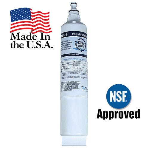 LG 5231JA2006A-S Refrigerator Replacement Water Filter - Kleenwater