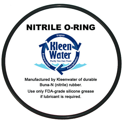 Water Filter Replacement O Rings For PWFHT2510G - Kleenwater