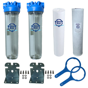 KleenWater Lead, Chlorine, Chemical and Sediment Water Filter System