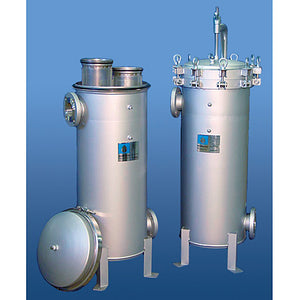 Shelco Industrial Stainless Multi-Cavity Bag Filter Housing - Kleenwater