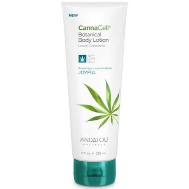 Andalou CannaCell Botanical Body Lotion Joyful