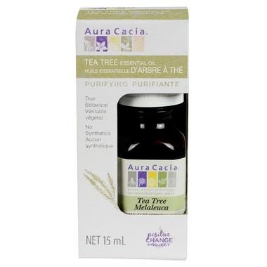 Aura Cacia Essential Oil Purifying Tea Tree