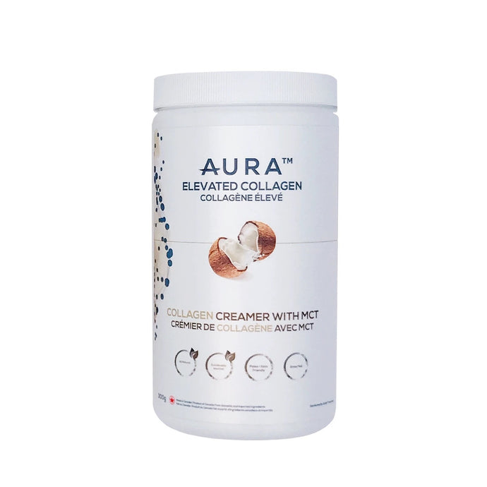 Aura Elevated Collagen Creamer with MCT
