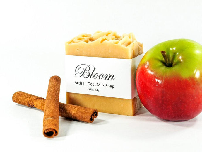 Bloom Artisan Goat Milk Soap Fireside Cider