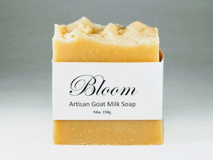 Bloom Artisan Goat Milk Soap Sandalwood