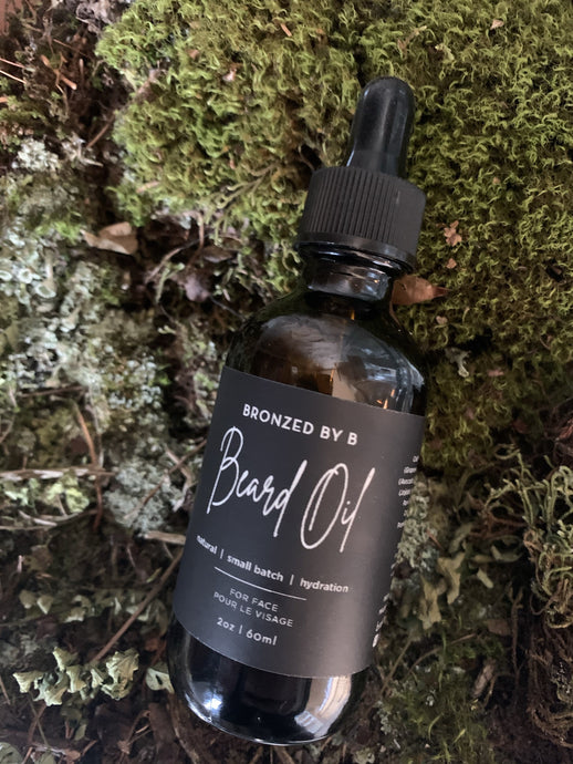 Bronzed By B Beard Oil