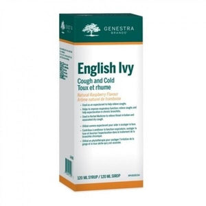 Genestra Brands English Ivy Cough and Cold Syrup Kids