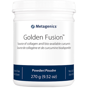 Metagenics Golden Fusion Collagen and Curcumin 270g Powder