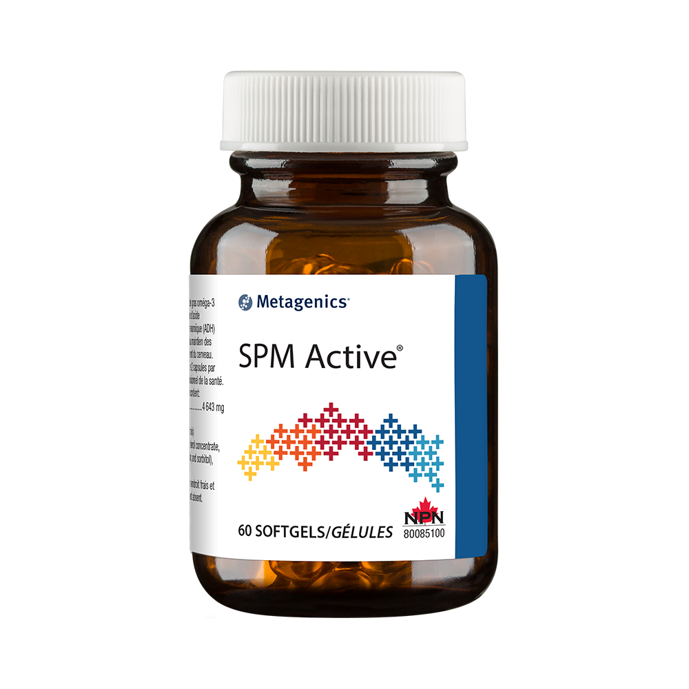 Metagenics SPM Active 60 Softgels