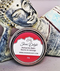 Shiva's Delight Herbal Ink/Tattoo Balm 20g