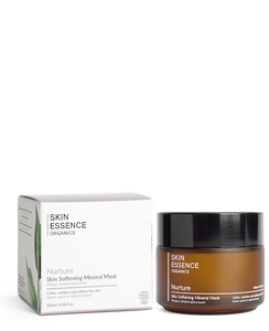Skin Essence Organics Nurture Skin Softening Mineral Mask For All Skin Types 100ml