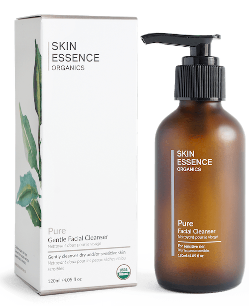 Skin Essence Organics Pure Gentle Facial Cleanser For Sensitive Skin 120ml