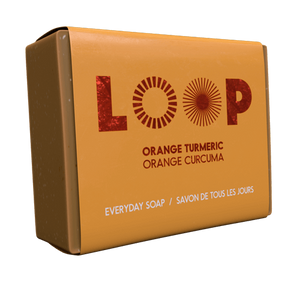 Loop Soap Orange Turmeric