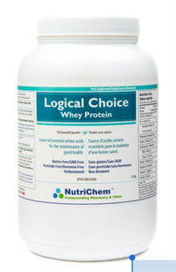 Nutrichem Logical Choice Whey Protein Unflavoured