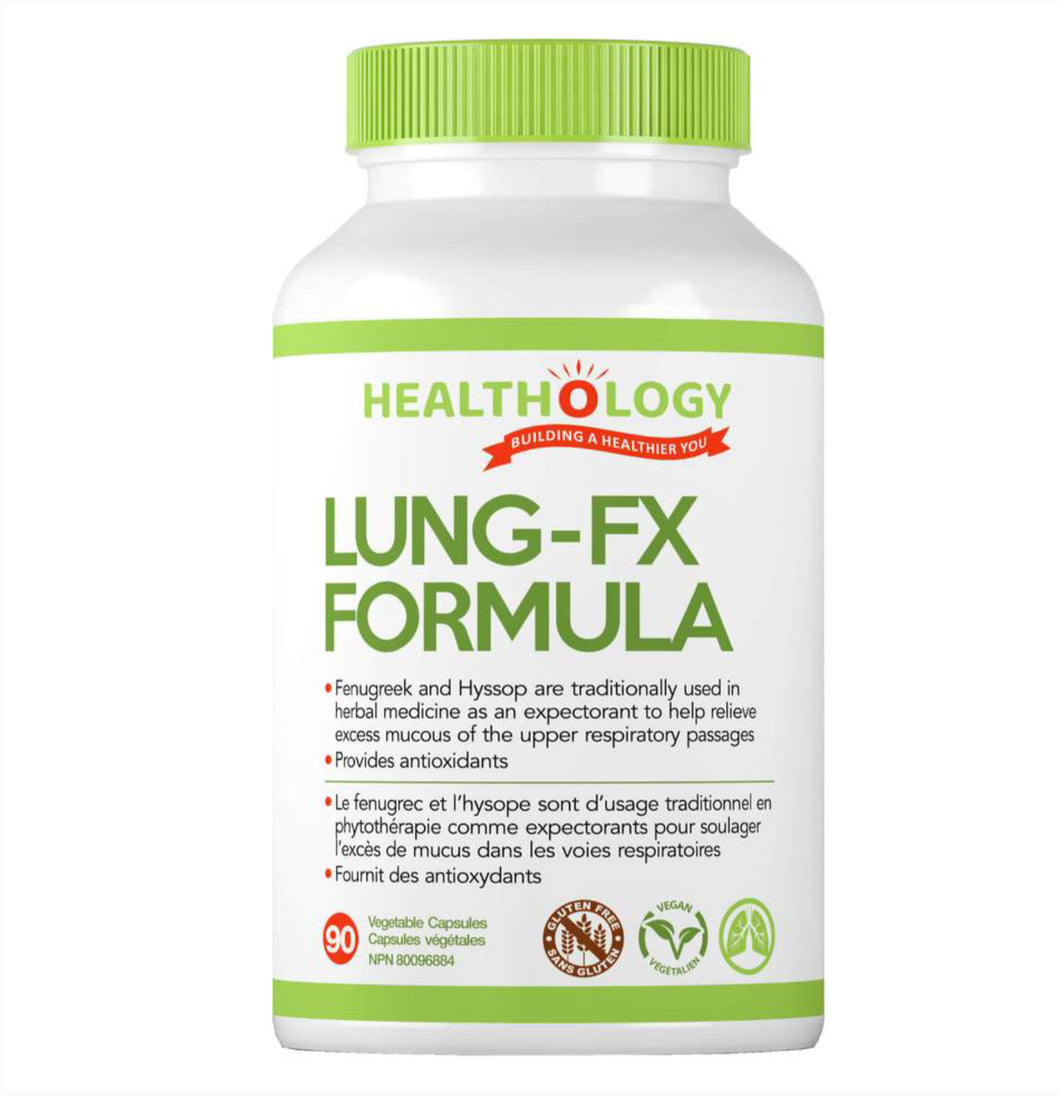 Healthology Lung-FX