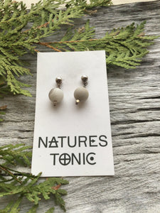 Nature's Tonic Jewelry Earrings