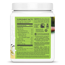 Load image into Gallery viewer, Sunwarrior Clean Greens And Protein Tropical Vanilla 175g