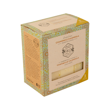 Crate 61 natural soap - chamomile calendula