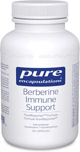 Pure Encapsulations Berberine Immune Support 120 caps