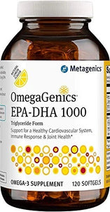 OmegaGenics® EPA-DHA 1000 120 Softgels