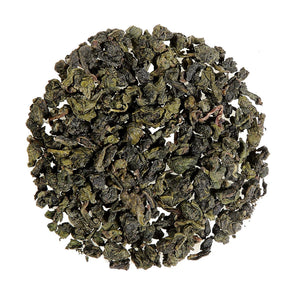 Lemon lily - ti Kwan yin Oolong tea