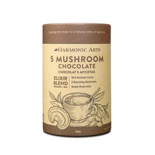 Load image into Gallery viewer, Harmonic Arts 5 Mushroom Chocolate Elixir