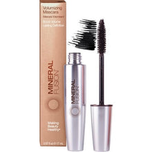 Load image into Gallery viewer, Mineral Fusion Volumizing Mascara (Midnight)