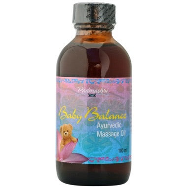 Padmashri Baby balance massage oil