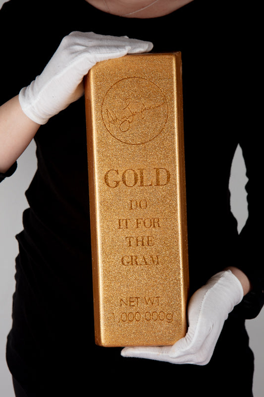 Gold Bar 14 of 21