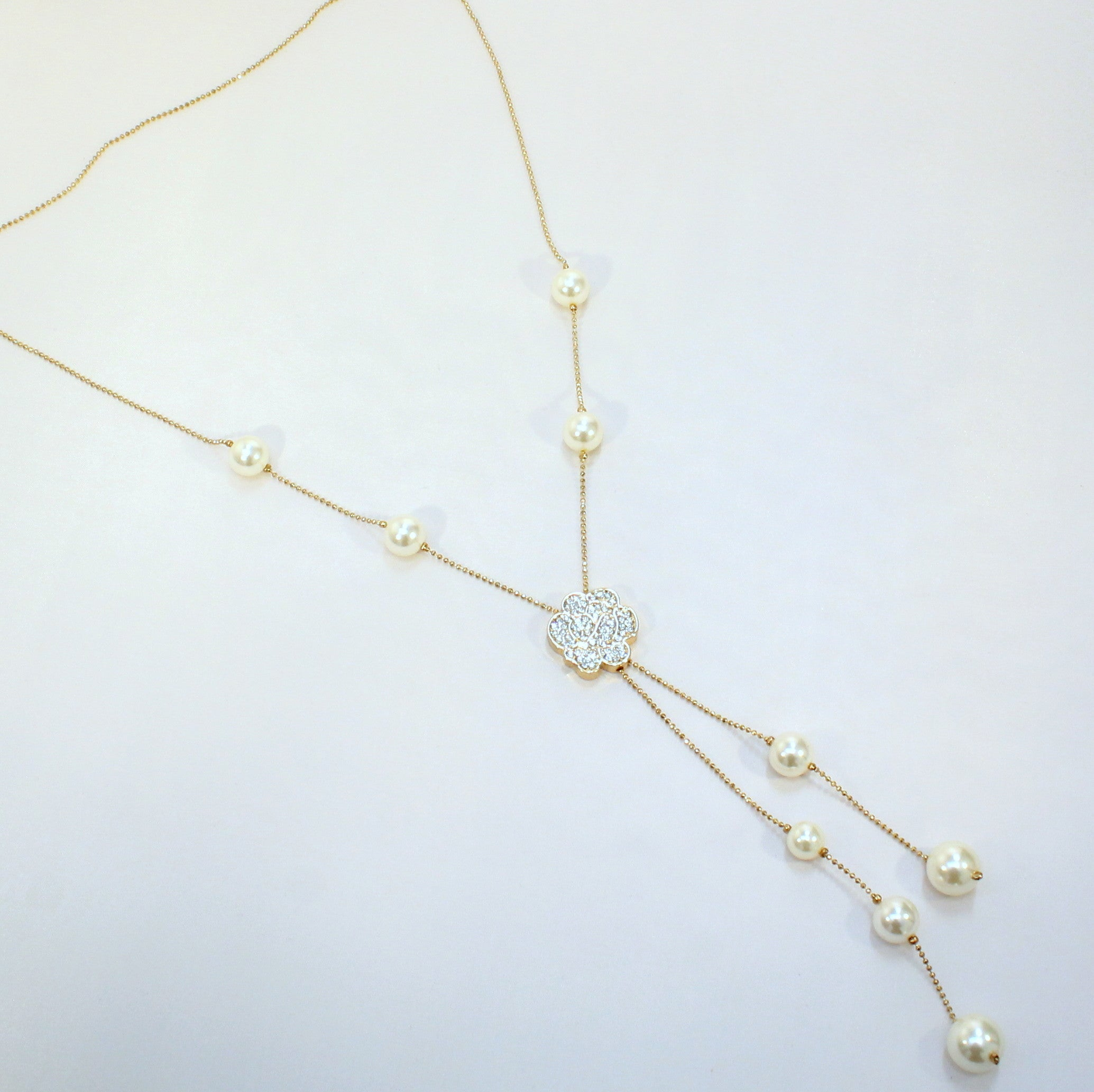 Ayana - Drop Necklace