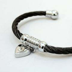Dabi - Twisted cuff bracelet
