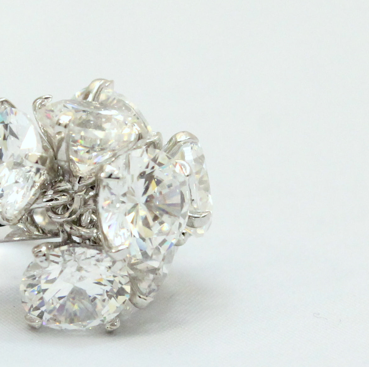 Reni - Multiple Crystal Ring