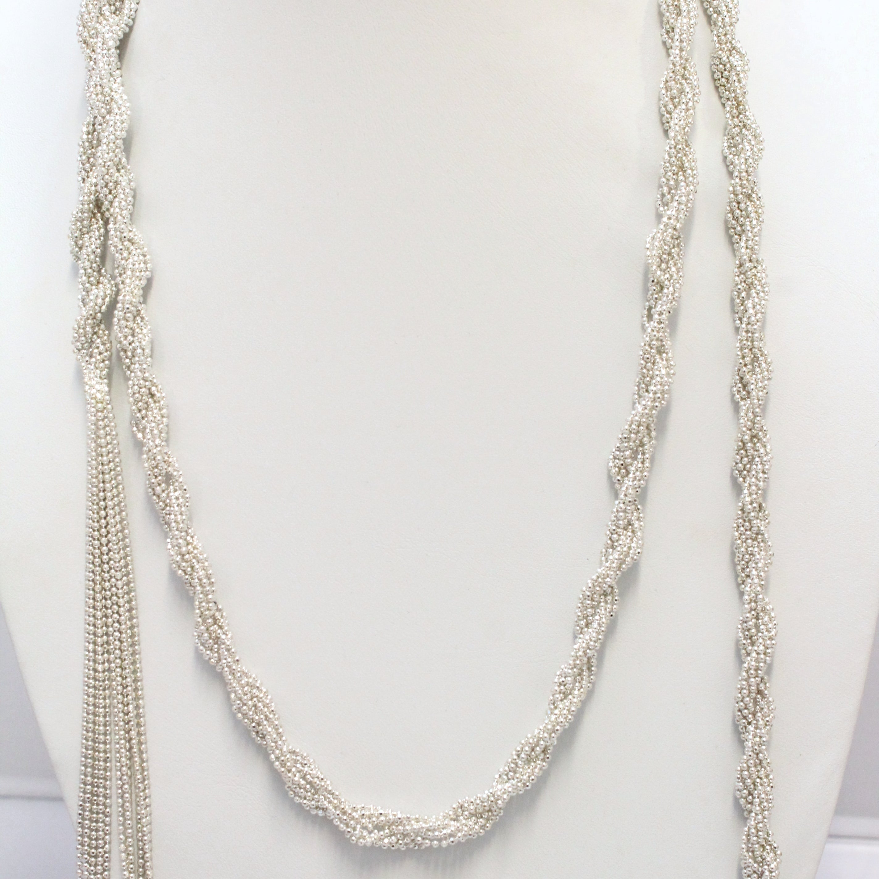 Chusi - Multi Wear Wrap Necklace
