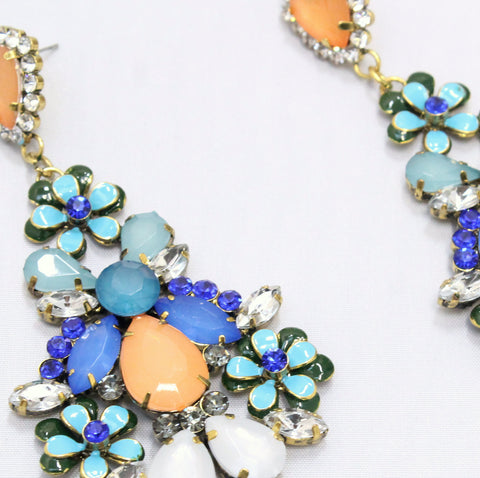Azul - Statement Earring