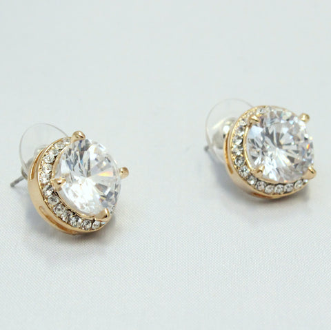Princess S - Crystal Earrings