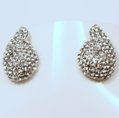Sorcha - Diamante stud earrings