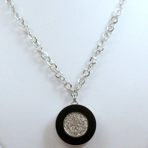 Morgan - Necklace with pendant