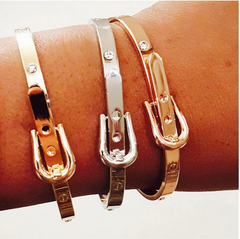 Holden - Gold plated bracelets