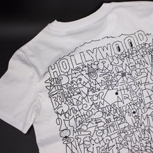 Load image into Gallery viewer, HONET : HOLLYWOOD TEE
