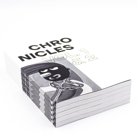 Chronicles Vol.1 & 2 - Exhibition Catalogue - Limited Edition