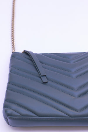 Glency Vegan Leather Cross Body Bag