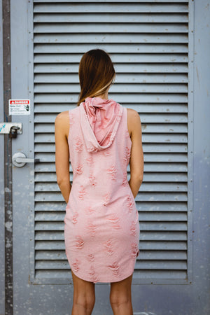 Ryan Distressed Dress