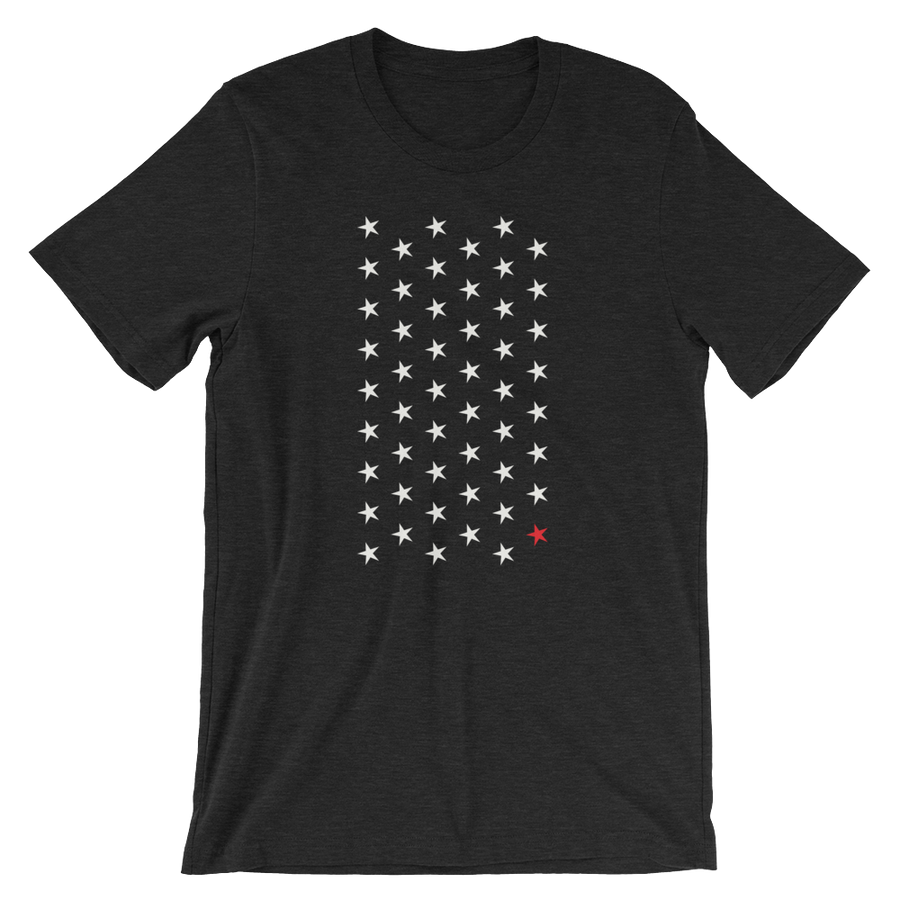 No. 51 Tee - Washington D.C. Statehood - Black | District of Clothing - DC 51st State T-Shirts & Hats | Black Owned Business