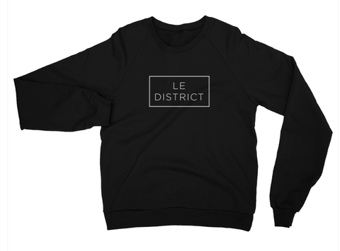 Le District Pullover