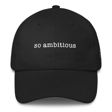 Ambitious Dad Hat