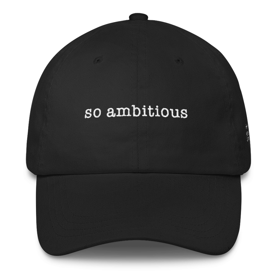So Ambitious-Hats-DISTRICT of CLOTHING